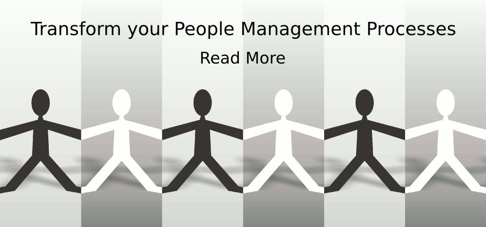 Transform People Management Processes